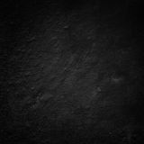 Plastered fragment of the wall, in black and white colors Royalty Free Stock Image