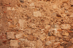 Plastered old wall Royalty Free Stock Image