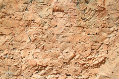 Plastered Wall Royalty Free Stock Images