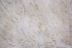 Plastered wall Stock Photography