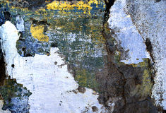 Plastered wall. Detail from a plastered wall royalty free stock images