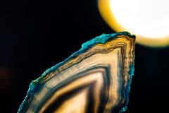 Plasterek agat Fotografia Stock