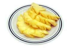 Plasterek ananas Fotografia Stock