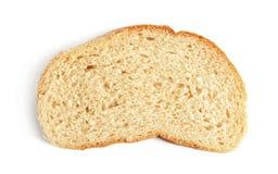 Plasterek chleb na tle fotografia royalty free