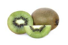 Plasterek kiwi owoc fotografia stock