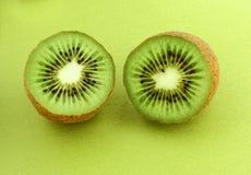 Plasterek kiwi owoc obraz stock