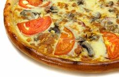 Plasterek pizza Obrazy Royalty Free