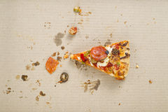 Plasterek pizza zdjęcie royalty free