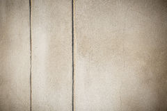 Plasterer concrete on wall of house construction Royalty Free Stock Photos