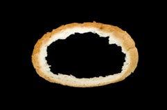 plasterka chlebowy wewnętrzny biel Obrazy Stock