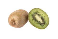 Plasterka kiwi i brown kiwi zdjęcie royalty free