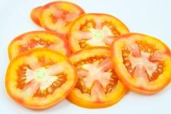 plasterka pomidor Zdjęcie Royalty Free