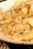 Plasterki candied owoc, imbir Fotografia Royalty Free