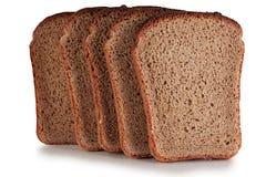 Plasterki chleb. obrazy stock