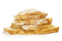 Plasterki chleb Obrazy Royalty Free