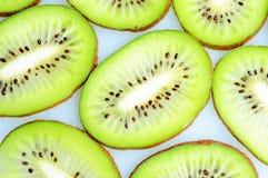 Plasterki kiwi owoc Obraz Stock