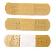 Plasters Royalty Free Stock Photo