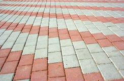 Plasterung mit Muster Lizenzfreies Stockbild