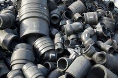 plastic återanvändning Arkivfoto
