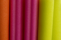 Plastic abstract background Stock Photo