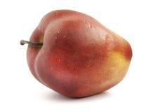 Plastic artificial apple fruit Stock Photos