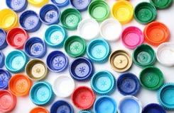 Plastic background Stock Image