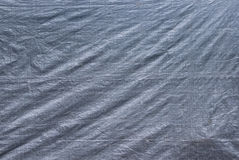 Plastic background. Gray protective plastic cover background Royalty Free Stock Photography