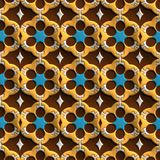 Plastic background tiles Royalty Free Stock Image