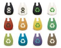 Plastic bag Stock Photography