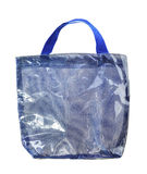 Plastic bag Stock Photo