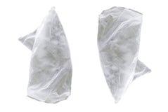 Plastic bag Stock Images