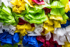 Plastic bag Stock Image