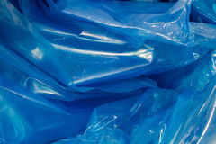 Plastic bag empty. Plastic bags are the cause of major environme. Ntal concerns.  art Stock Photo