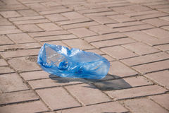 Plastic bag Royalty Free Stock Image