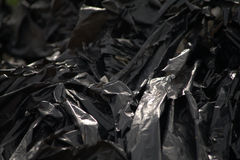 Plastic bags stock photography