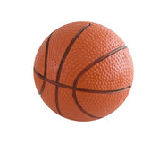 Plastic ball, isolated, clipping path. Stock Photo