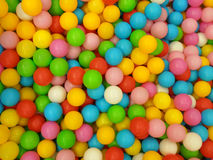 Plastic balls colorful Stock Photos