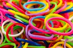 Plastic band Royalty-vrije Stock Fotografie