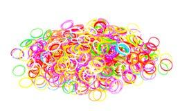 Plastic band royalty-vrije stock foto's