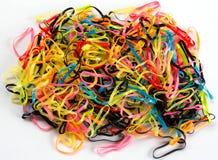 Plastic band volledige kleur Royalty-vrije Stock Afbeelding