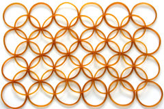Plastic Band wallpaper Stock Images