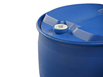 Plastic Barrel Stock Image