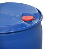 Plastic Barrel Royalty Free Stock Photos
