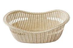 Plastic basket Royalty Free Stock Photo