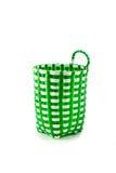 Plastic basket Stock Image