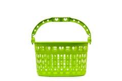 Plastic basket Royalty Free Stock Photos