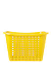 Plastic basket Royalty Free Stock Images