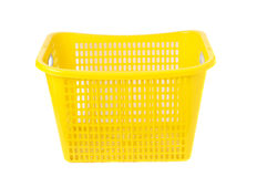 Plastic basket Royalty Free Stock Photography