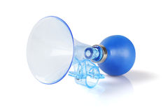 Plastic Bicycle Air Horn Royalty Free Stock Images