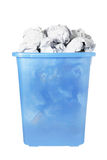 Plastic Bin Stock Photo